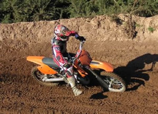 Milton Farm Moto X Track photo
